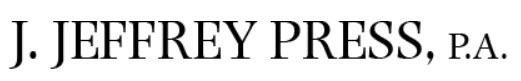 J. Jeffrey Press, P.A.: Home