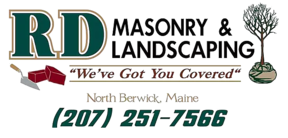 RD Masonry & Landscaping LLC: Home