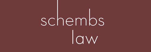 Schembs Law: Home