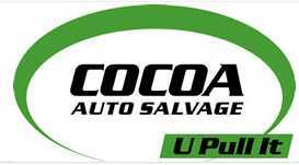 Cocoa Auto Salvage: Home