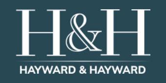 Hayward & Hayward, PLLC: Home