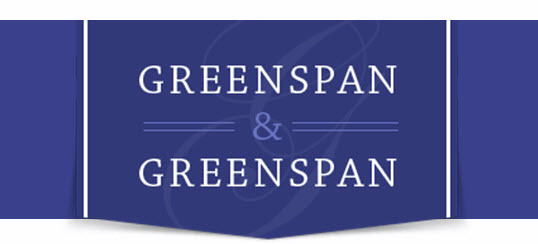 Greenspan & Greenspan: Home