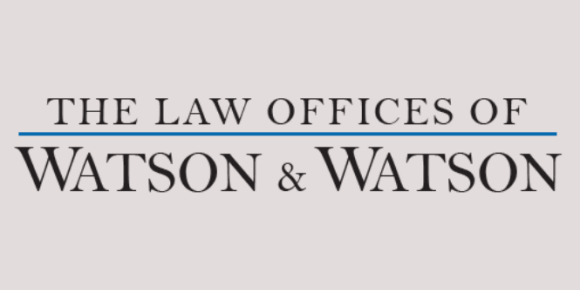 The Law Offices of Watson and Watson: Home