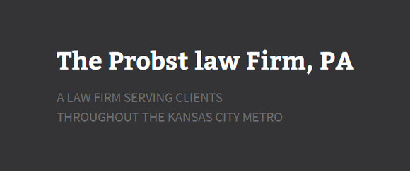 The Probst Law Firm, PA: Home
