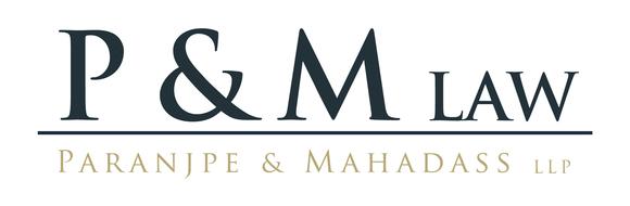 Paranjpe & Mahadass LLP: Home