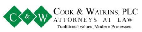 Cook & Watkins, PLC: Home