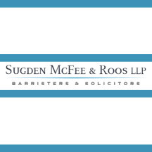Sugden, McFee & Roos LLP: Home