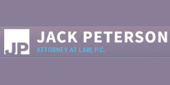 Jack Peterson, Attorney at Law, P.C.: Home