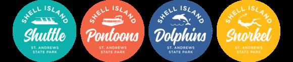 Shell Island Shuttle: Home