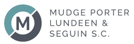 Mudge Porter Lundeen & Seguin, S.C.: Home