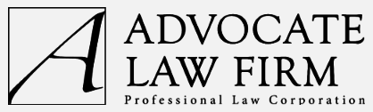 Advocate Law Firm Professional Law Corporation: Home