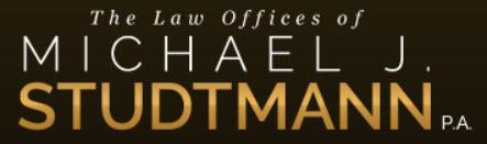 Law Offices of Michael J. Studtmann, P.A.: Home