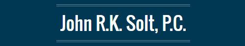 John R.K. Solt, P.C.: Home