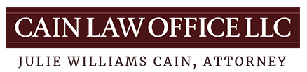 CAIN LAW OFFICE LLC: Home