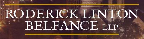 Roderick Linton Belfance LLP: Home