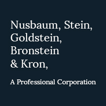Nusbaum, Stein, Goldstein, Bronstein & Kron, A Professional Corporation: Home