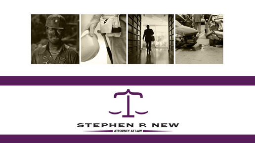 Stephen P. New, Attorney at Law: Home