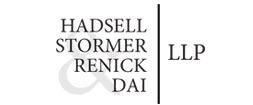 Hadsell Stormer & Renick LLP: Pasadena