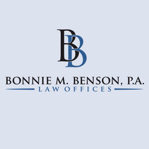 Law Offices of Bonnie M. Benson, P.A.: Home