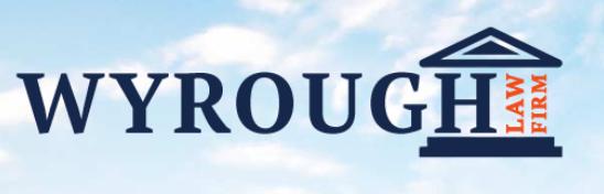 Wyrough Law Firm: Home
