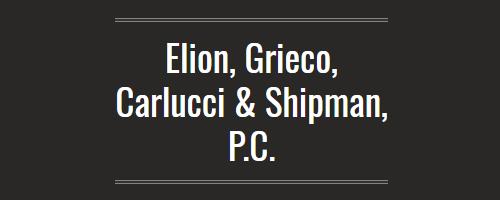 Elion, Grieco, Carlucci & Shipman, P.C.: Home