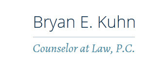 Bryan E. Kuhn, Counselor at Law, P.C.: Home