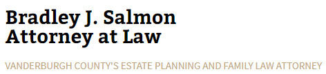 Bradley J. Salmon Attorney at Law: Home