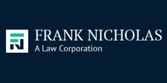 Frank Nicholas A Law Corporation: Home