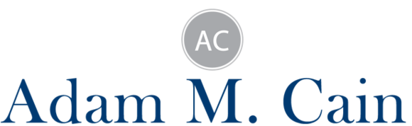Law Offices of Adam M. Cain, LLC: Home