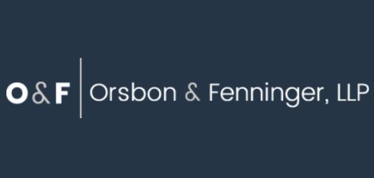 Orsbon & Fenninger, LLP: Home