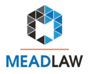 The Mead Law Firm P.C.: Home