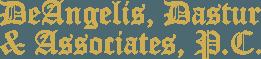DeAngelis, Dastur & Associates, P.C.: Home