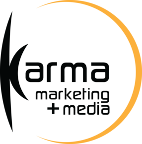 Karma Marketing + Media: Home