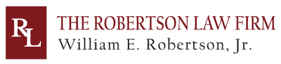 The Robertson Law Firm: Home