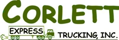 Corlett Express Trucking: Home