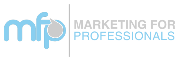 Marketing For Professionals: Home