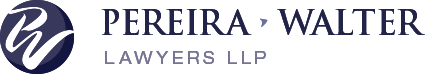 Pereira Walter Lawyers LLP: Home