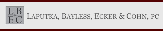 Laputka, Bayless, Ecker & Cohn, PC: Home