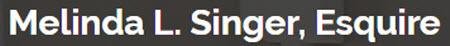 Melinda L. Singer, Esquire: Home