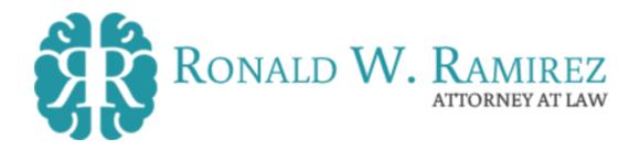 Ronald W. Ramirez, Attorney at Law: Home