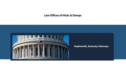 Law Offices of Hicks & Demps: Home