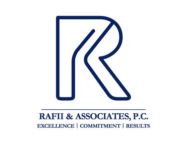 Rafii & Associates, P.C.: Home