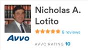 Lotito's Avvo Profile