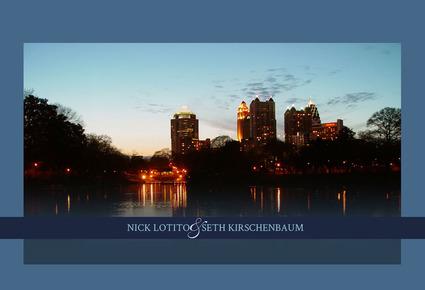 Nick Lotito & Seth Kirschenbaum: Home