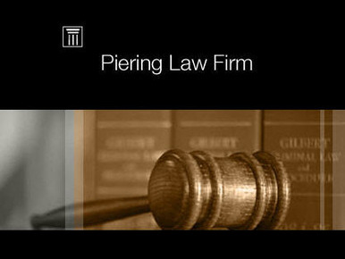 Piering Law Firm: Home