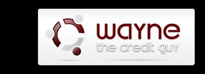 Wayne the Credit Guy: Home
