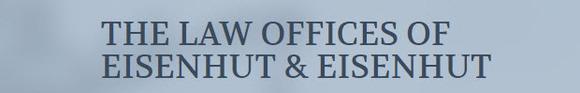 The Law Offices of Eisenhut & Eisenhut: Home