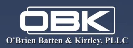 O'Brien Batten & Kirtley, PLLC: Home