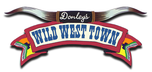 Donley's Wild West Town: Home