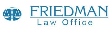 Friedman Law Office: Home
